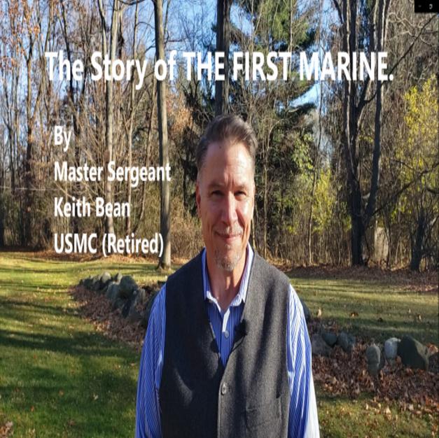 First Marine Story