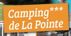 CAMPING DE LA POINTE - logo