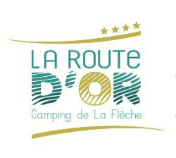 CAMPING LA ROUTE D'OR  logo 2
