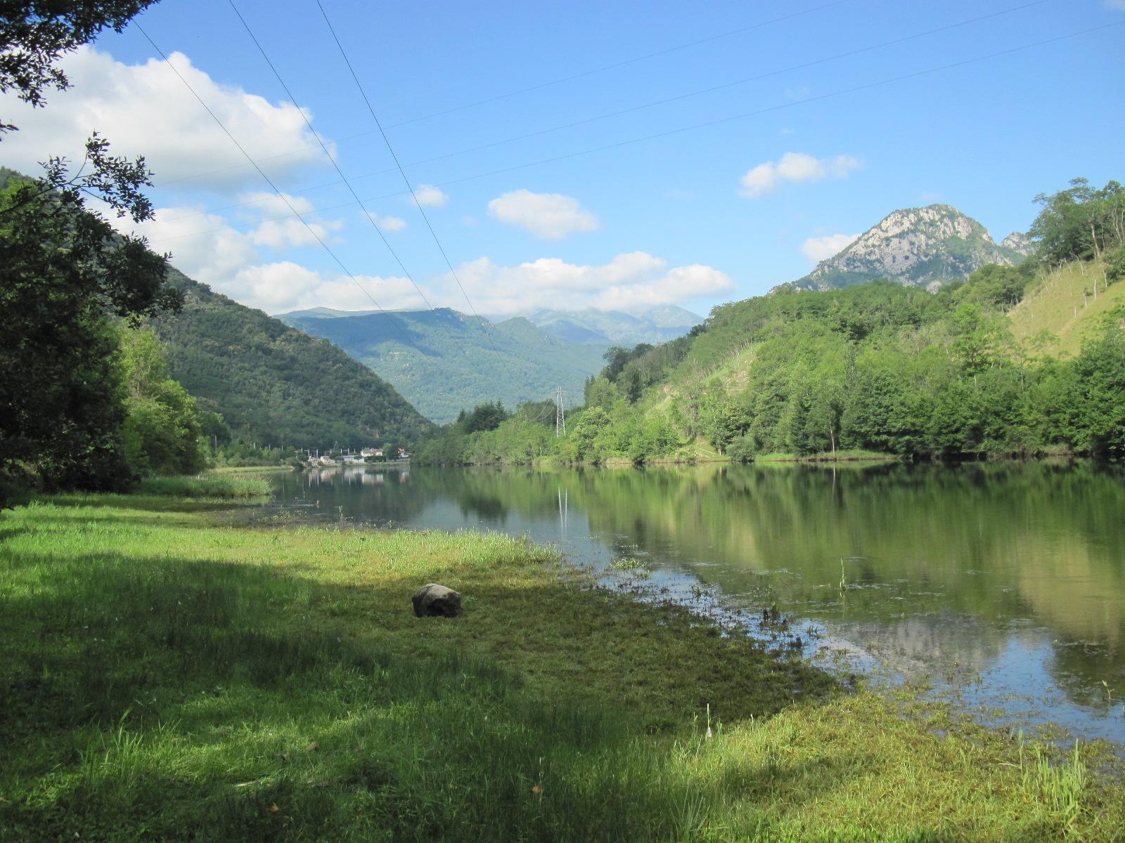 Camping du Lac Mercus / 09400 Mercus