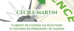 LOGO CECILE MARTIN