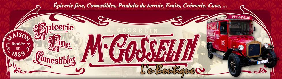 MAISON GOSSELIN - Epicerie Fine