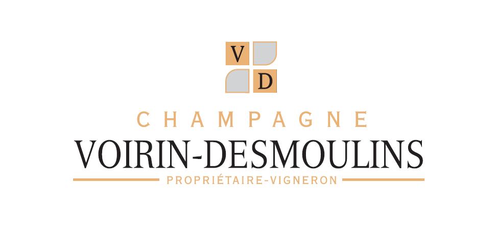 logo champagne Voirin Desmoulins