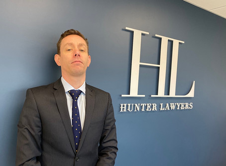 Solicitor, Timothy Passmore Joins Hunter Lawyers