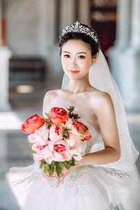 dc婚礼婚纱化妆师