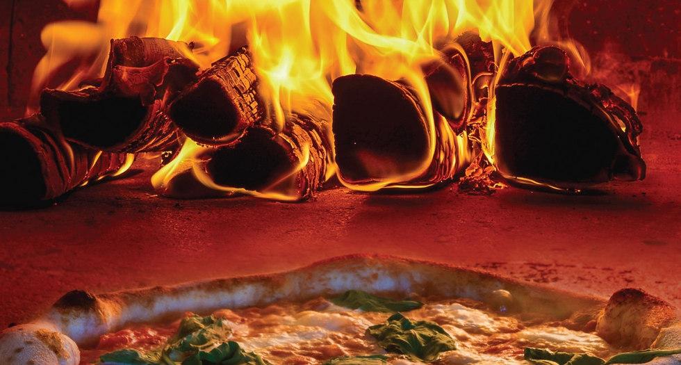 FIRED, FRESH & FAST