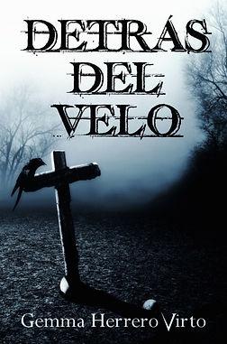 Portada de la novela La red de Caronte-Gemma Herrero Virto
