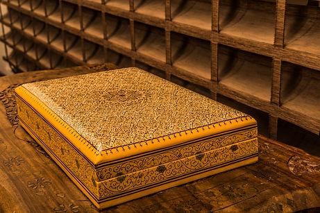 Ardabil Pattern Box