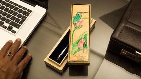 Passerine Pencil Box