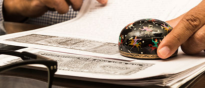 Polo Paperweight