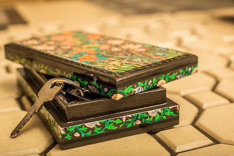 Passerine Box
