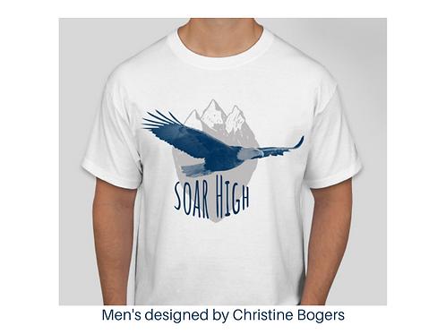 Male Soar High t-shirt