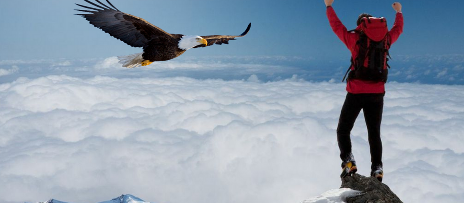 SOAR HIGH IN YOUR LIFE