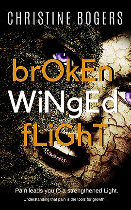 Chritine Bogers: Author, Brokn Winged Flight. Book 2