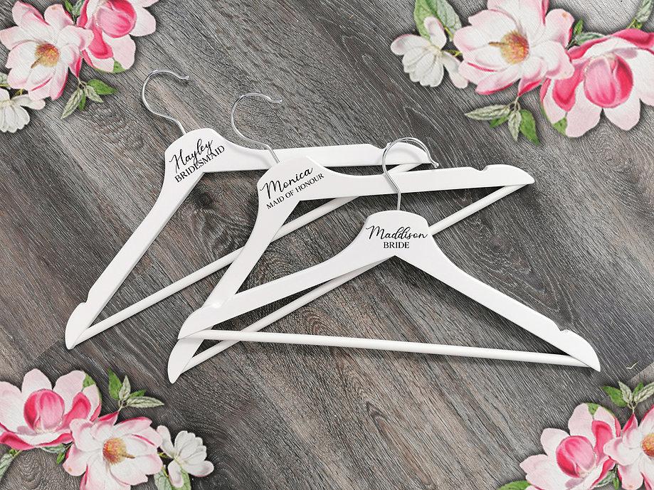 Bridal Party Coat Hanger Sample_Flowers.