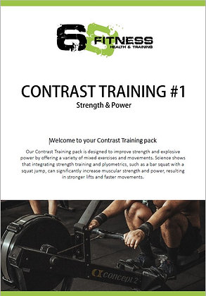 Functional Training Programs