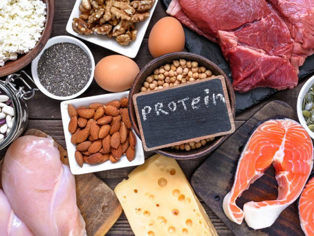 Are You Having Too Much Protein?