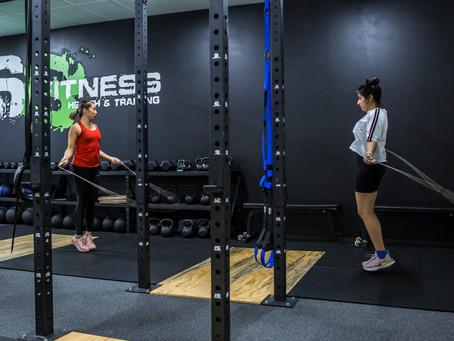 Stephie (Endurance Training)