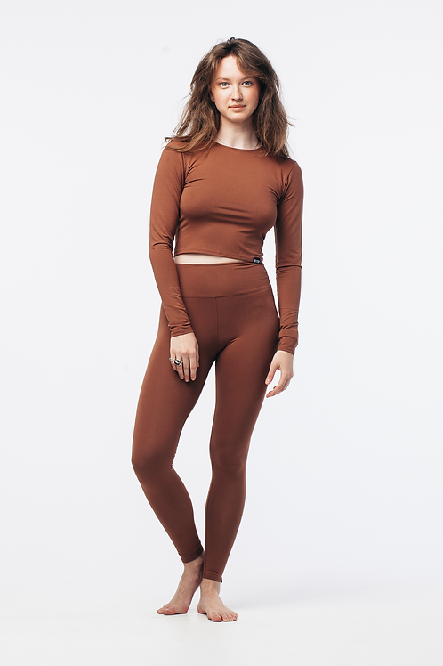 CINNAMON high waisted leggings