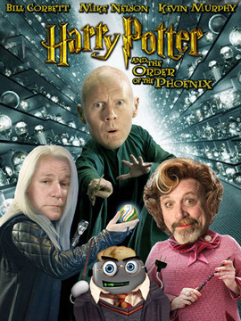 Harry Potter and the Order of the Phoenix for RiffTrax