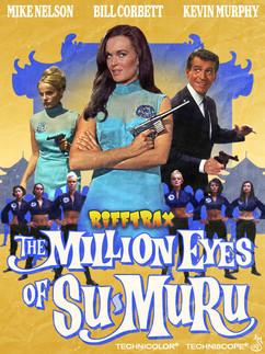 The Million Eyes Of SuMuru for RiffTrax