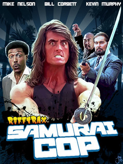 Samurai Cop for RiffTrax
