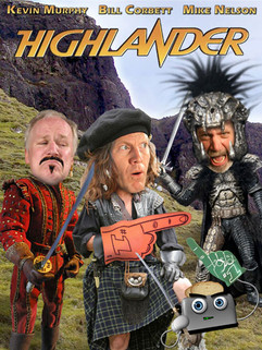 Highlander for RiffTrax