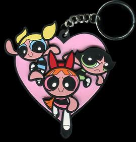 Keychain for Cartoon Network