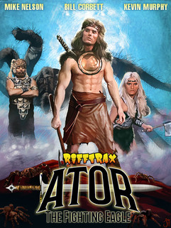 ATOR The Fighting Eagle for RiffTrax