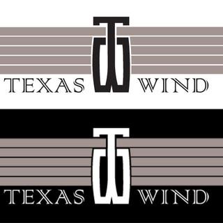 Logo for TW - Texas Wind