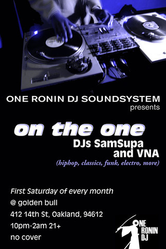 One Ronin Flyer