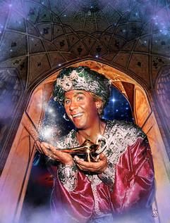 Aladdin for RiffTrax