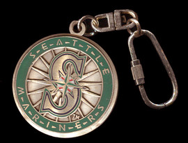 Keychain for Seattle Mariners
