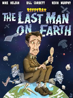 Last Man On Earth for RiffTrax