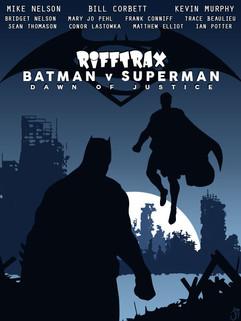 Batman V Superman for RiffTrax