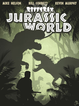 Jurassic World for RiffTrax