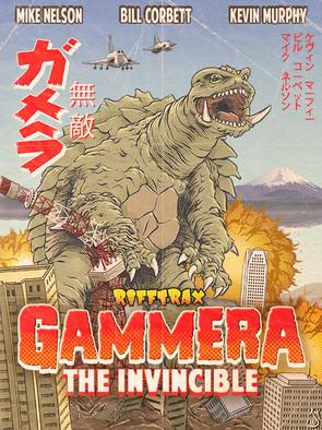 Gammera The Invincible for RiffTrax