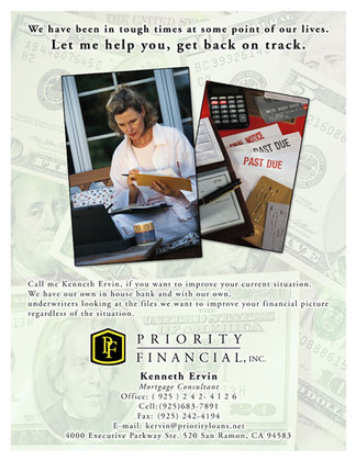 Ad for Priority Financial