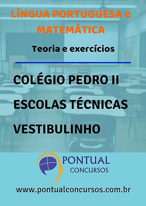 Apostila Pré-técnico ( Escolas Técnicas, CPII e Vestibulinho)