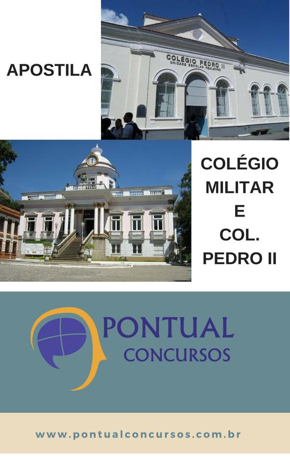 Apostila Colégio Militar e CP II