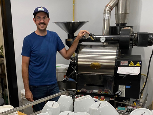 UPDATED: Coffee roasting an art, science at Kingsville's Red Lantern cafe