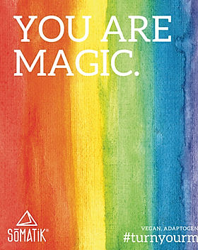 You Are Magic Smatik Pride Poster