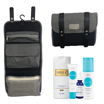 OBAGI Men's Leather Kit (Normal/Dry)