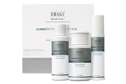 Clenziderm System (Prescription only)