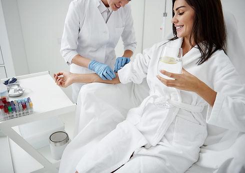DANNYLEE Aesthetics | Vitamin Drips | IV Drips | Skin Clinic |