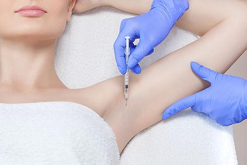 DANNYLEE Aesthetics | Excessive Sweating | Hypohidrosis | Cannock