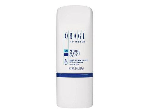 OBAGI Nu-Derm Physical UV Block SPF32 (57g)