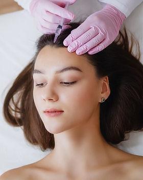 DANNYLEE Aesthetics   PRP   Plasma Rich Protein   PRP Hair   Hair Restoration   Hair Transplant