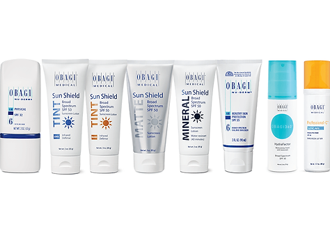 Obagi Products At DANNYLEE Aesthetics