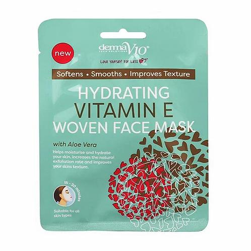 DermaV10 Hydrating Vitamin E Mask
